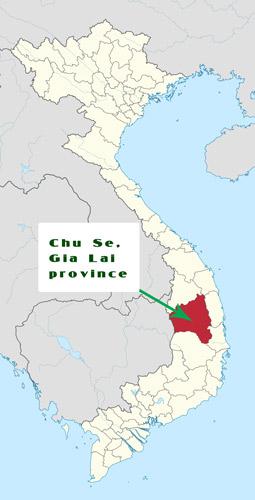 Chu Se, Gia Lai, Viet Nam