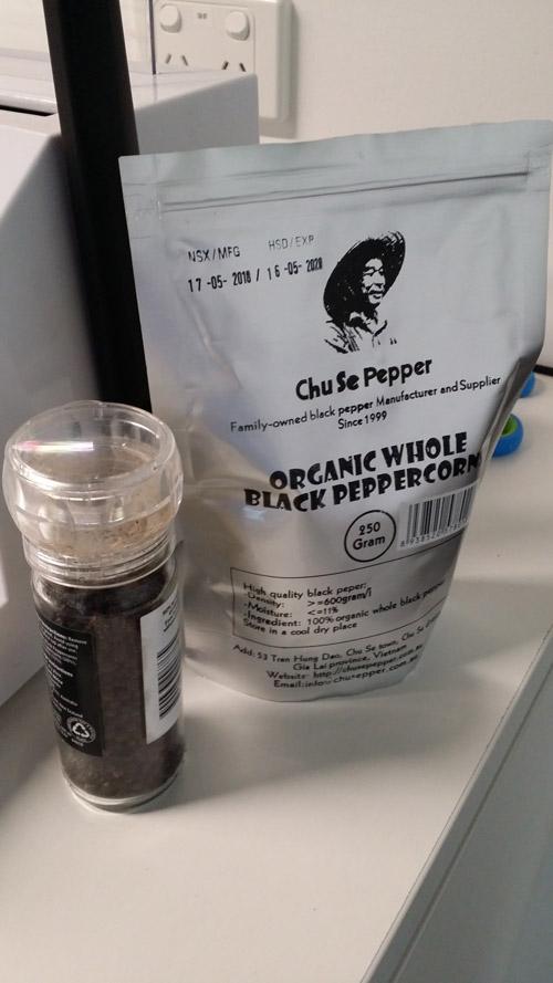 black-pepperconrs-australia-250g