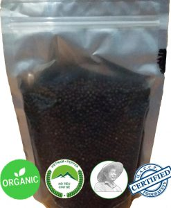 organic whole black peppercorns 500g
