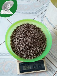 measure quality of white pepper density