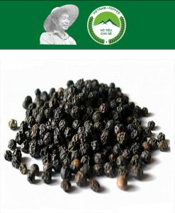 Pepper Black Whole 100g, chuse pepper, vietnam black pepper