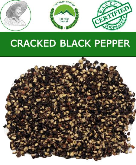Buy cracked black pepper online Australia