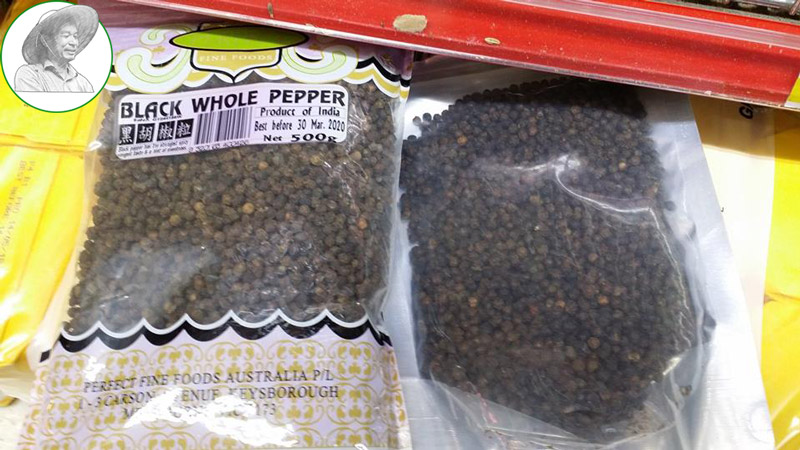 where to buy fresh peppercorns in australia